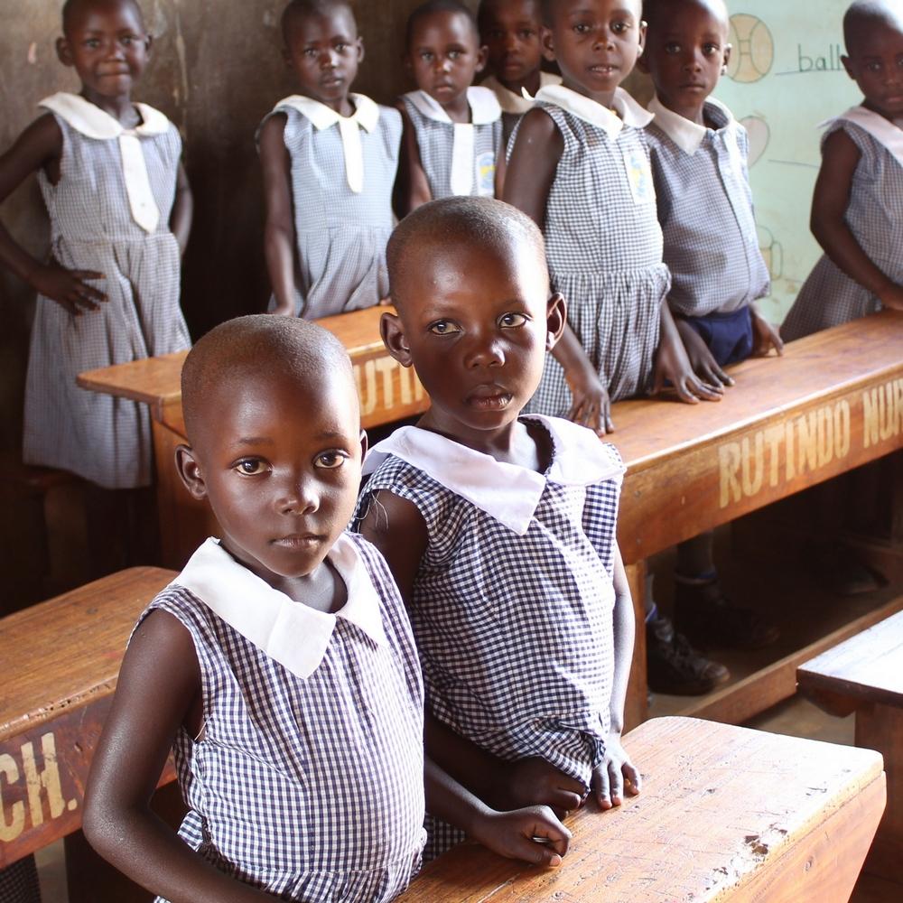 rutindo school sponsor a child