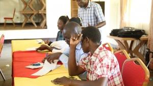 Mathematics Thinking Workshop mathplusculture rutindo 9