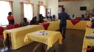 Teacher Mindset Change Workshop Rutindo project mathplusculture 2