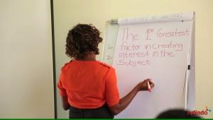 Teacher Mindset Change Workshop Rutindo project mathplusculture 7